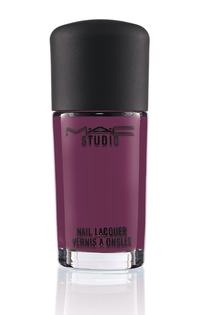 MAC Studio Nail Lacquer in Rebel ($12)