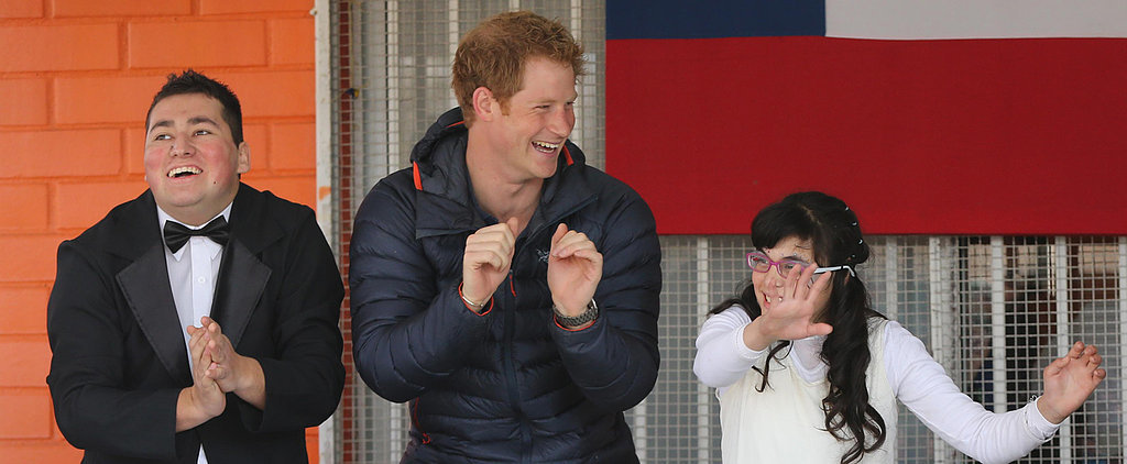 Dancing Prince Harry Cures All Cases of the Mondays