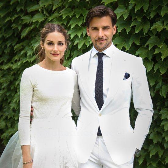 Olivia Palermo Is Making Wedding Day Ponytails Happen