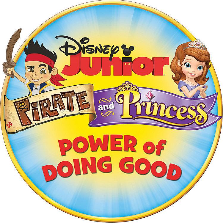 "Disney Junior's ""Pirate and Princess: Power of Doing Good"" Tour"