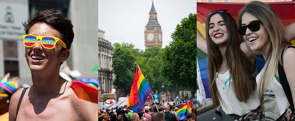 The Best Pride Parade Pictures From Across the Globe