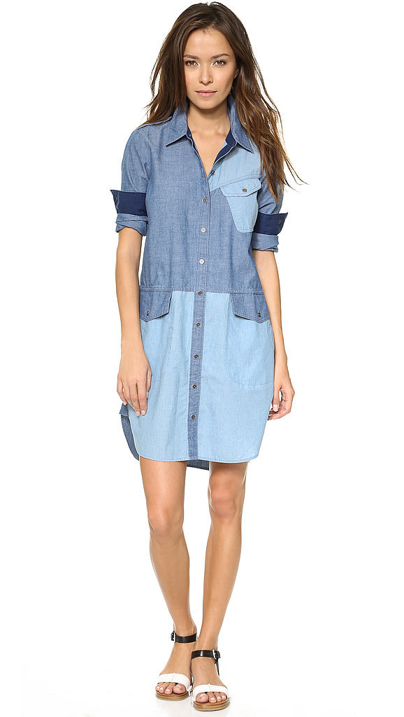 Marc by Marc Jacobs Chambray Shirtdress