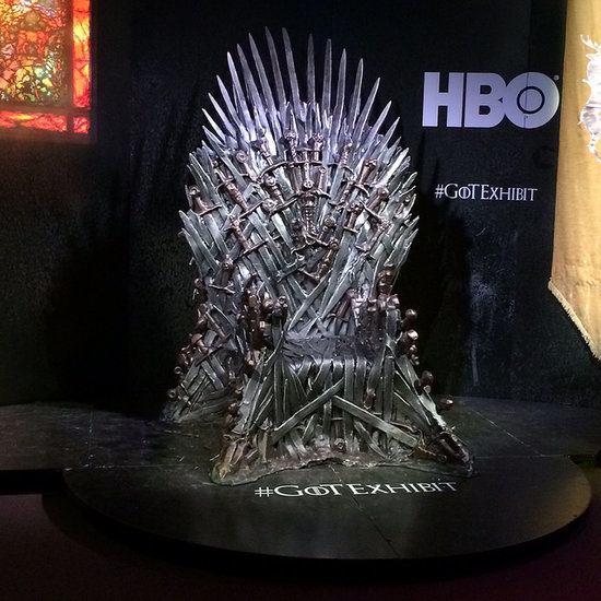 Game of Thrones Exhibition in Sydney Pictures and Guide