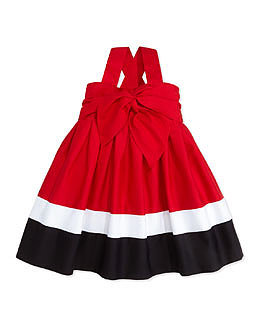 Wear This: Helena Red, White, and Blue Sundress