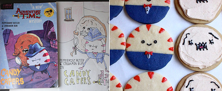 These Adventure Time Cookies Will Melt Your Heart to Pieces