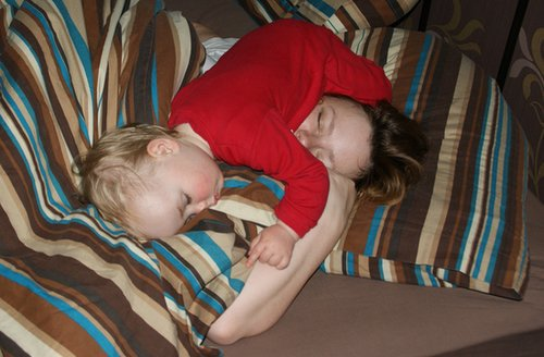 What Sleep Means to Moms