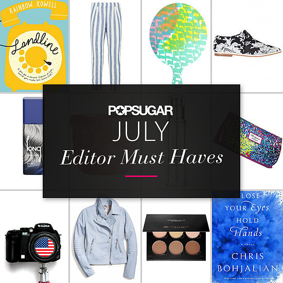 POPSUGAR Shout Out: July Must Haves!