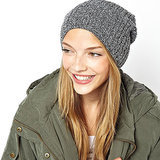 Shop Winter Accessories Like a Scarf, Beanie and Gloves