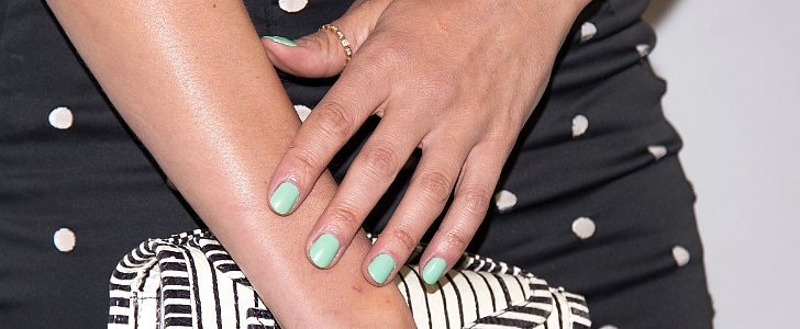 8 Ultrachic Opaque Pastel Nail Polishes