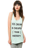 Pyknic Ice Cream Therapy Tank