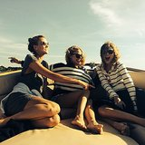Taylor Swift and Karlie Kloss enjoyed a boat ride. Source: Instagram user taylorswift