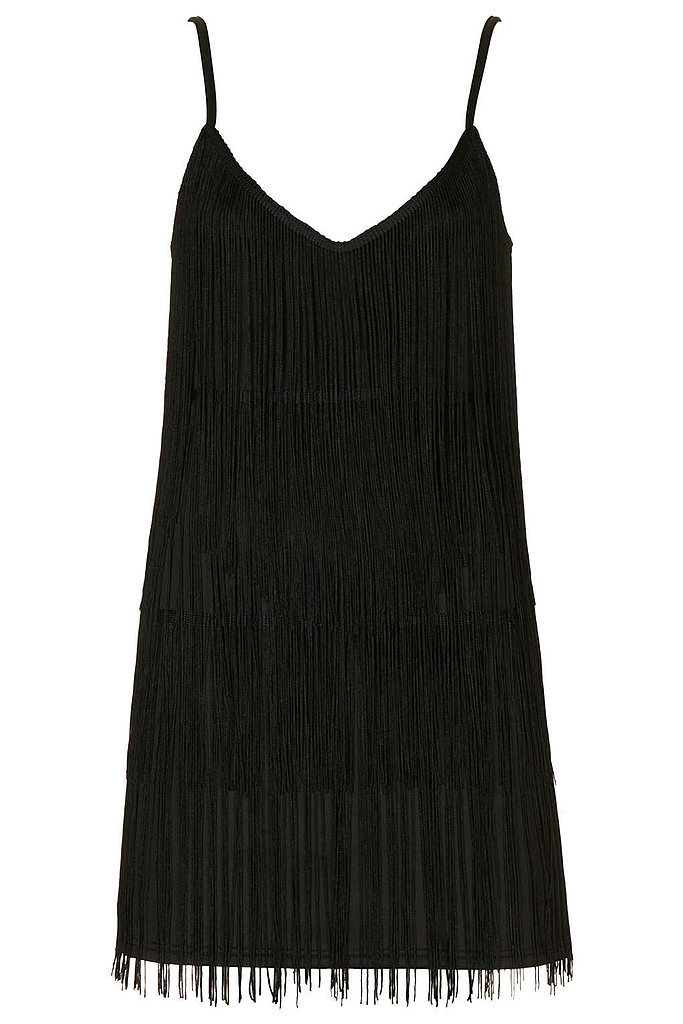 Topshop fringe dress ($96)