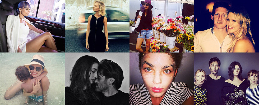 The Insta-Edit: Lara's Beautiful Bob, Miranda's Moment with Flynn & More!