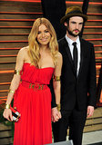 Sienna Miller and Tom Sturringe