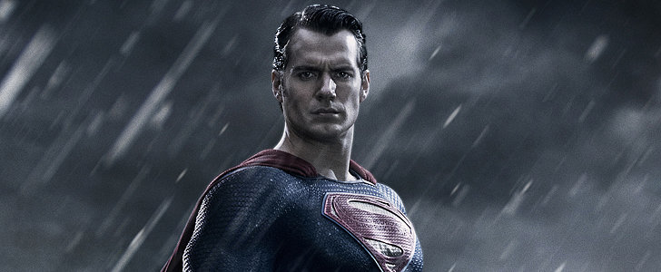 Henry Cavill Returns as the Man of Steel! Here's the First Look