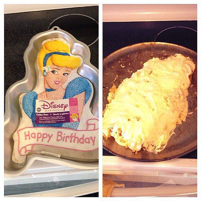 Cake Mold Pipe Dreams