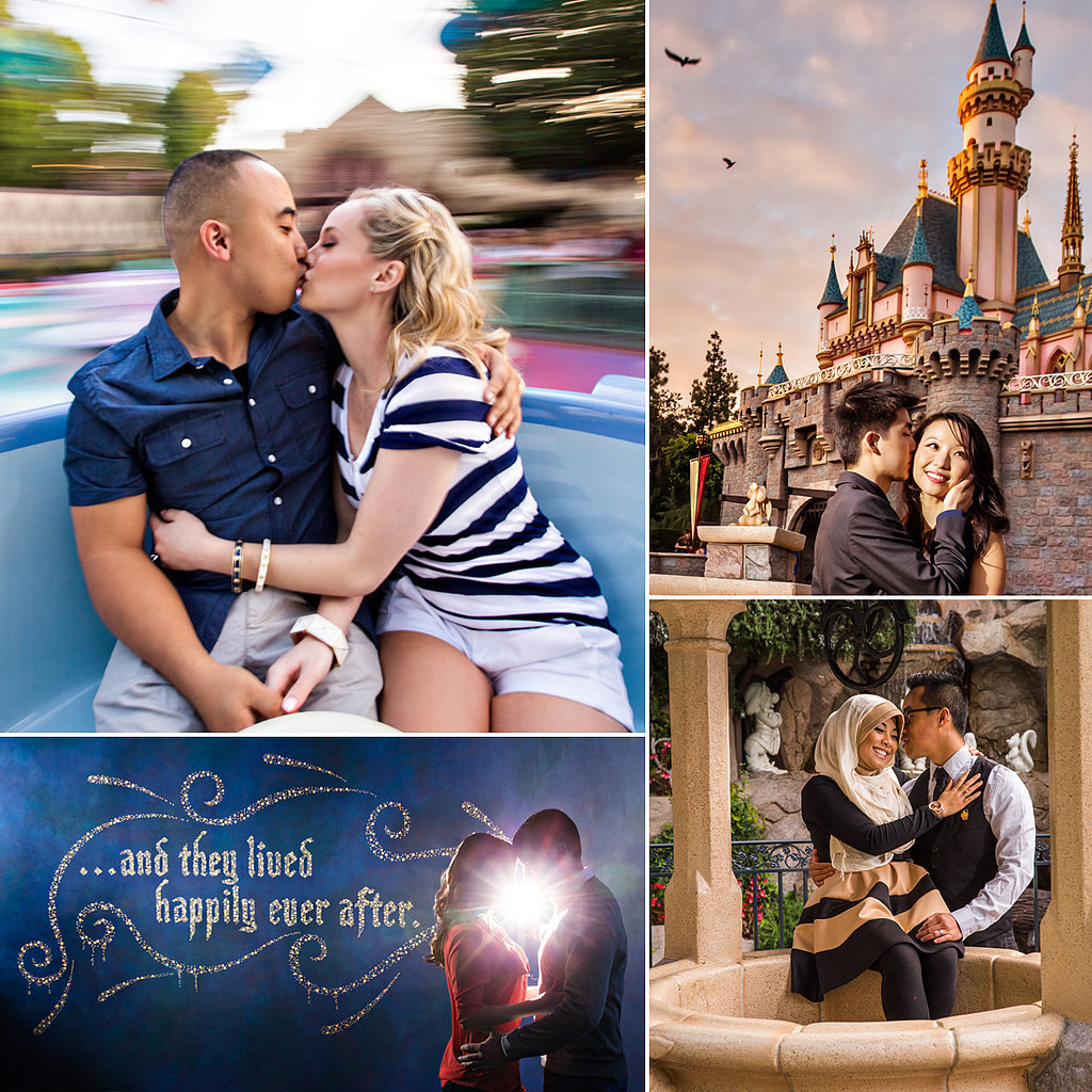 5 Dream Engagement Shoots For Disney Diehards