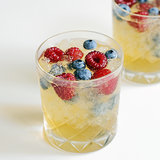 Ginger Berry Cocktail Recipe