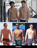 Age Is Just a Number: Count the Years in Shirtless Guys