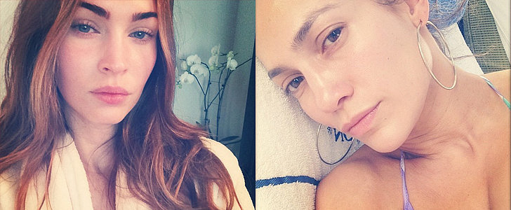 24 Stars Who Dare to Bare Their Makeup-Free Skin
