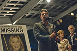 Gone Girl: Even the Wedding Picture Is Somehow Creepy