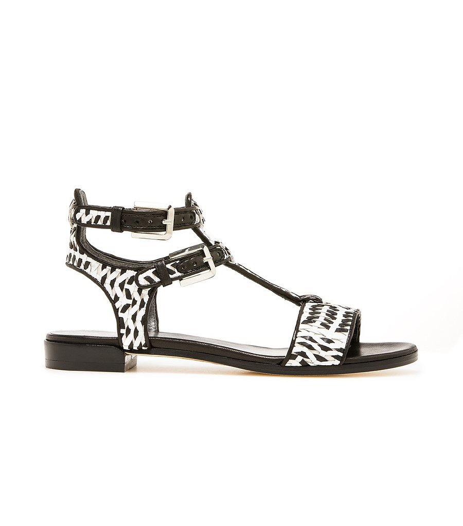 Stuart Weitzman Patterned Sandal ($239, originally $398)