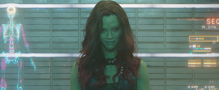 Zoe Saldana on Why Her Guardians of the Galaxy Character Needed to Be Pretty