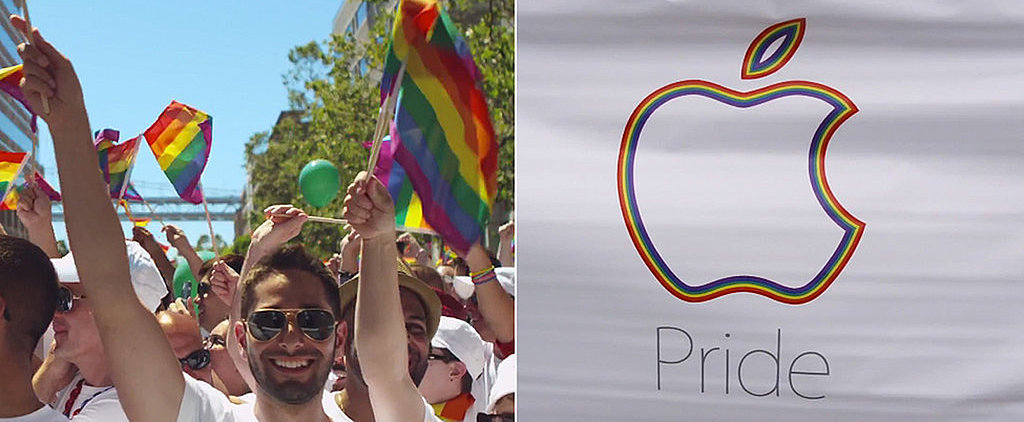 Apple's March For LGBTQ Pride Will Leave You in Happy Tears