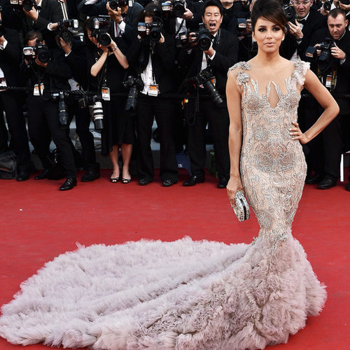 Best Celebrity Mermaid Fishtail Dresses on the Red Carpet