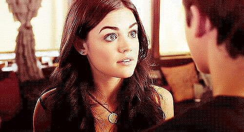 C'mon, It's All About Aria's Faces