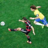 Twitter Reactions to Brazil vs. Germany Game