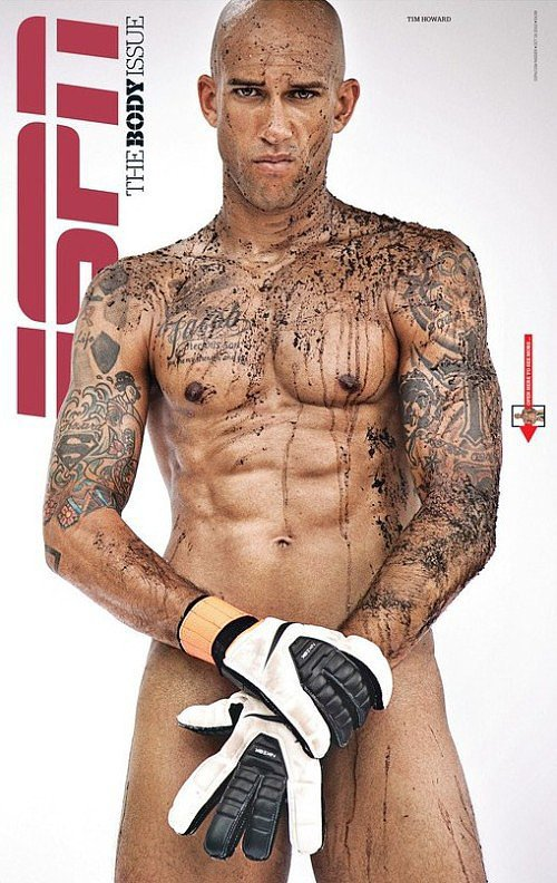 Tim Howard, Soccer, 2011
