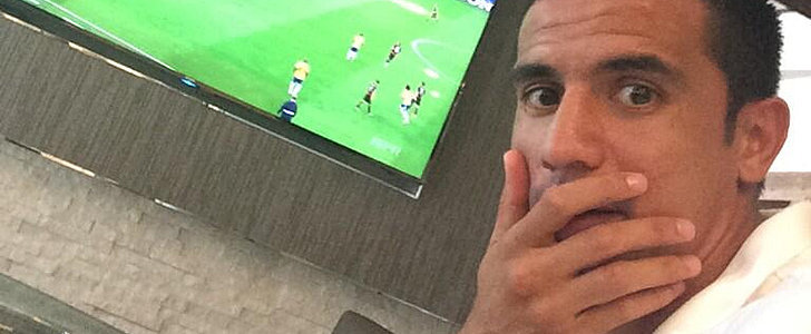 Tim Cahill Started a World Cup Meme