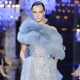 Elie Saab Fall 2014 Paris Haute Couture Runway Show Pictures
