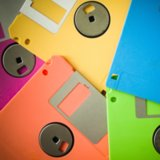 Floppy Disk Upcycle Ideas