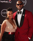 LeBron James and Savannah Brinson Expecting Baby #3!