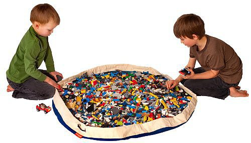 The Best Way to Swoop Up LEGOs