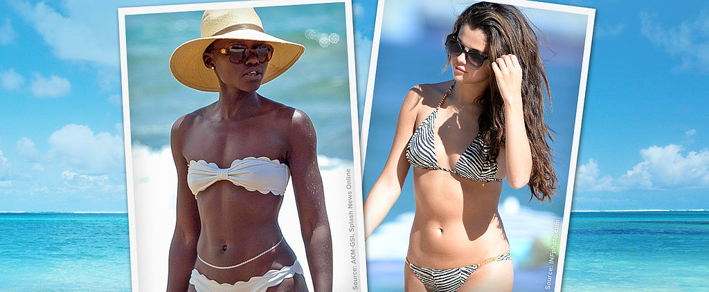 Which Star Has Your Favorite Bikini Body?