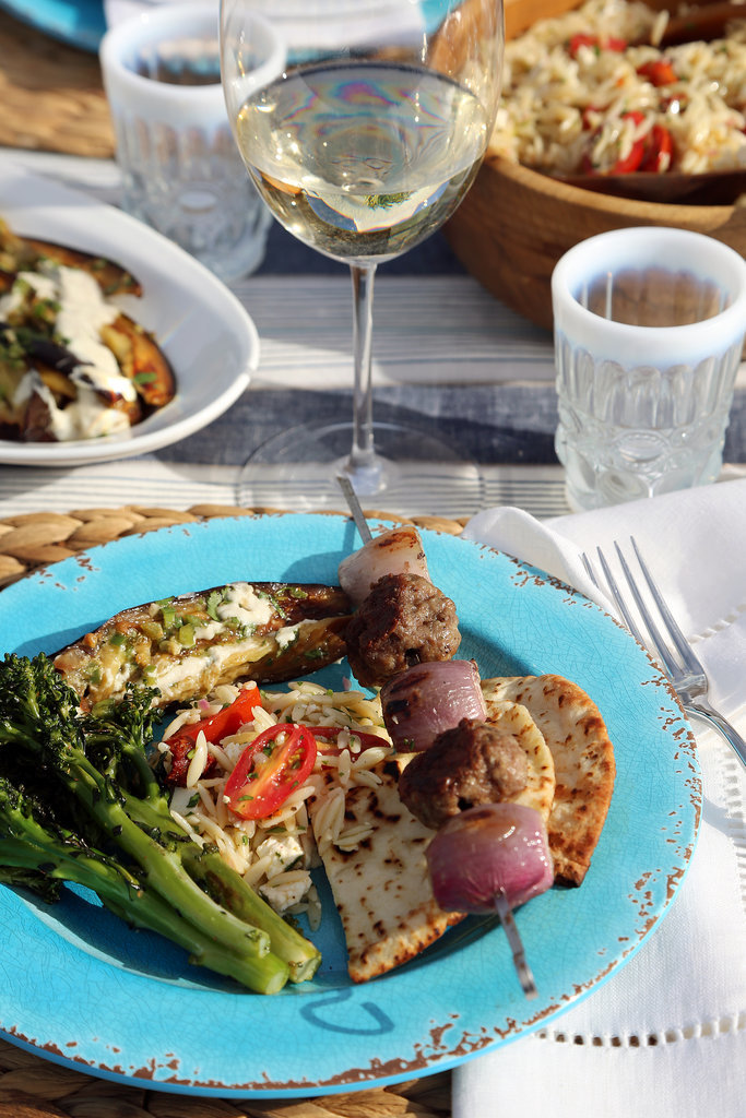 A Mediterranean Feast Fit For Greek Gods