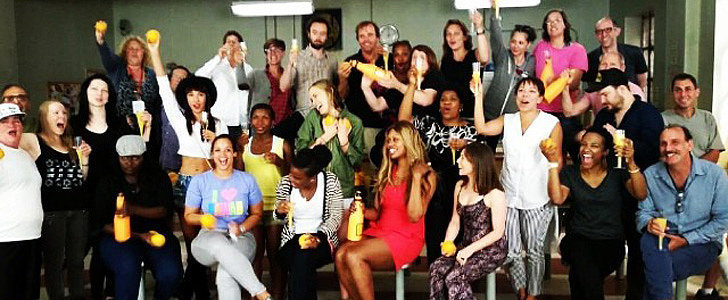 The Orange Is the New Black Cast Is Just as Happy as You About Their Emmy Love