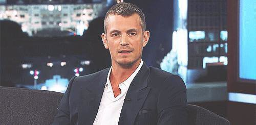 Because Joel Kinnaman is freaking hot. And Swedish.