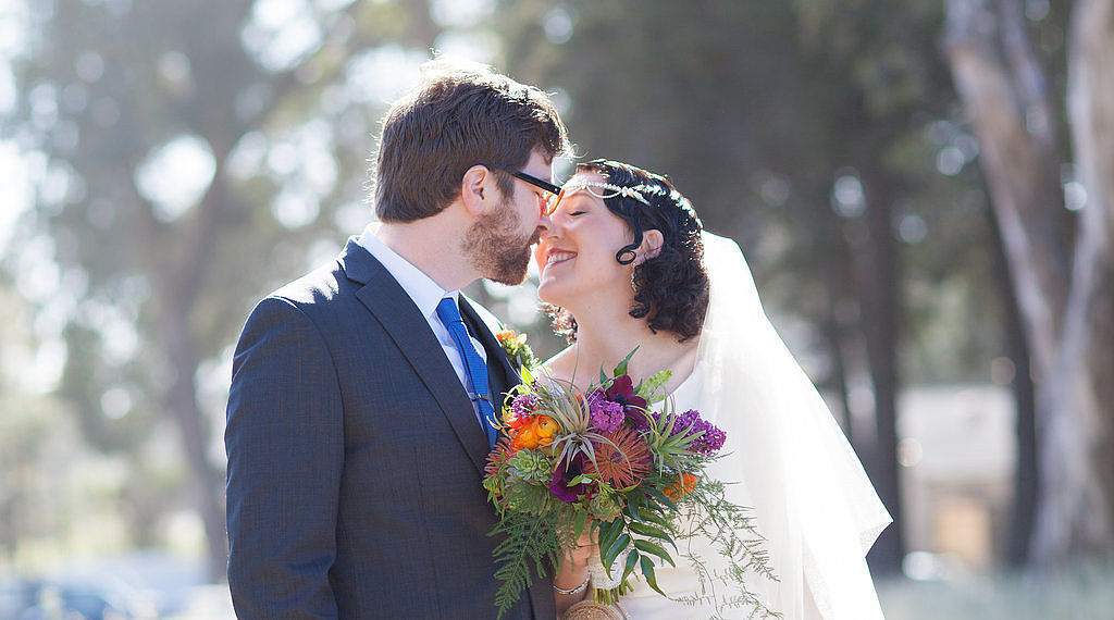 Maureen and Steve's Dreamy San Francisco Wedding