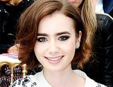 Best Celeb Beauty: Lily Collins' Cropped Cut, Nicole Richie's Smoky Eyes, And More