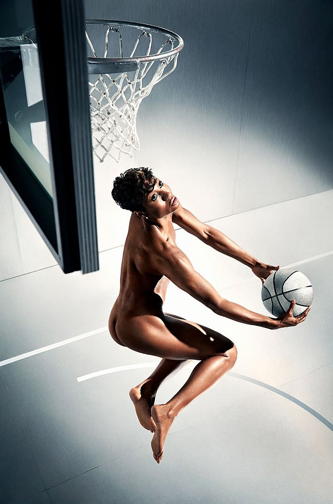 Angel McCoughtry, Basketball
