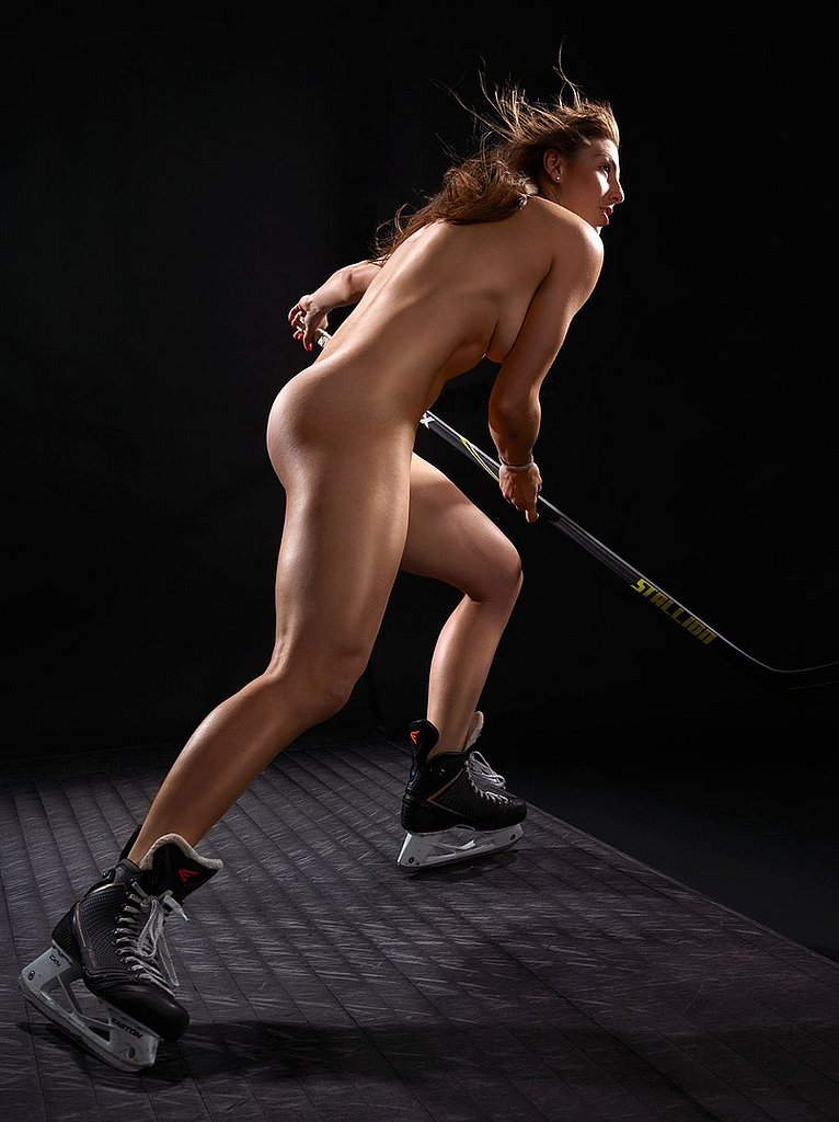 Hilary Knight, Ice Hockey