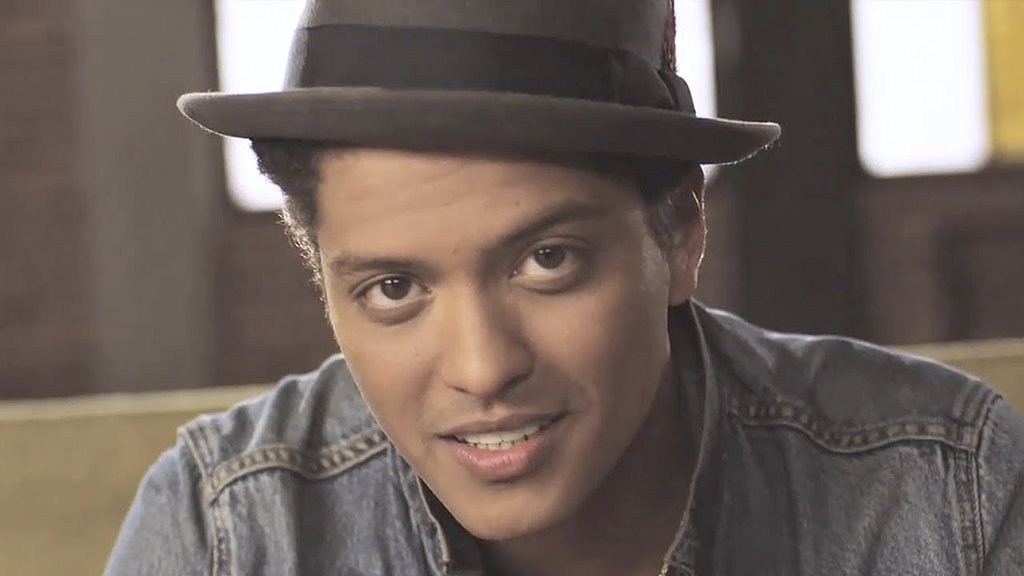 """Just the Way You Are,"" Bruno Mars"