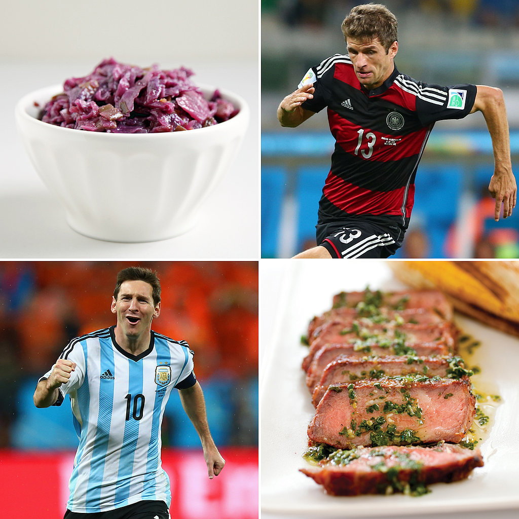 A Winning World Cup Menu