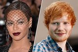 Here, Let Ed Sheeran Mansplain Beyoncé to You