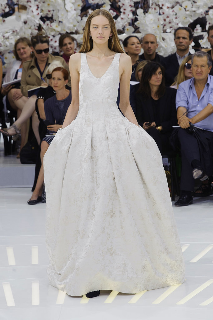 Christian Dior Haute Couture Fall 2014