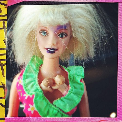 Barbie's Twins Are Taking a Toll